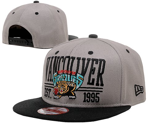 Memphis Grizzlies NBA Snapback Hat SD1